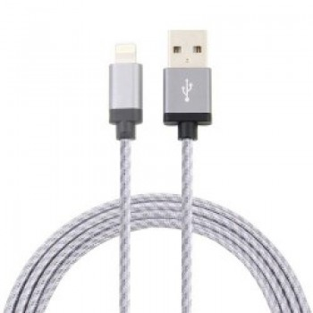 Cabo Carregador de Nylon Usb para Iphone XT-5380 5G