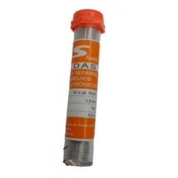 Estanho 0.50mm (tubo 6 mts)