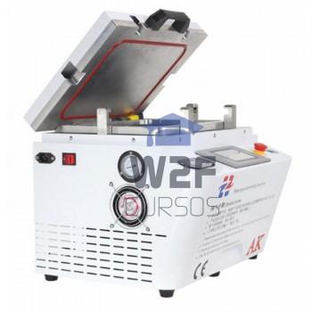 Kit Completo Máquinas Troca Vidro Oca - Separadora com Nitrogênio (Telas Retas e Curvas)