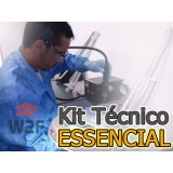 Kit Essencial para Técnicos de Celulares e Tablet