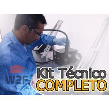 Kit Completo para Técnicos de Celulares e Tablet