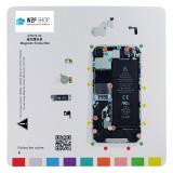 Guia Magnética para Desmontagem de Iphone 4,4S,5,5S,6,6Plus,7,7plus